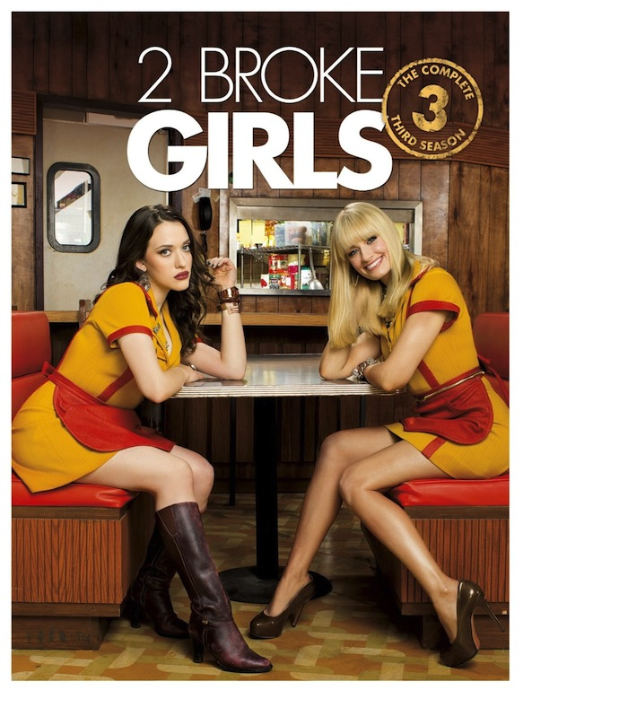 2 Broke Girls -