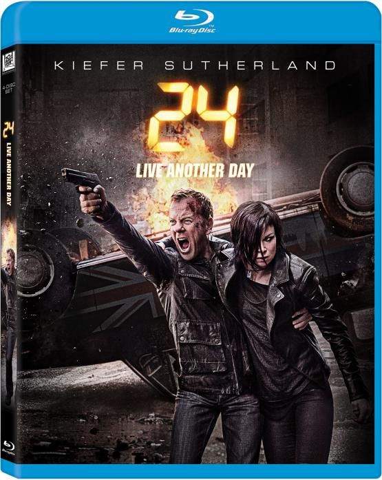 24 Live Another Day Blu-ray