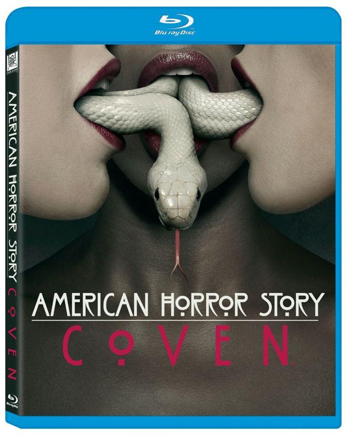 American Horror Story Coven Blu-ray