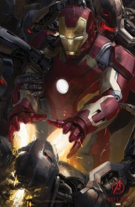 Avengers Age of Ultron Iron Man