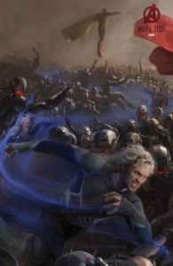 Avengers Age of Ultron Quick Silver