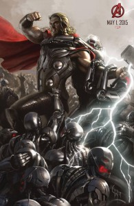 Avengers Age of Ultron Thor