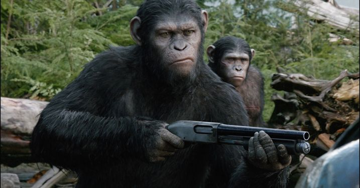 Dawn of the Planet of the Apes 2