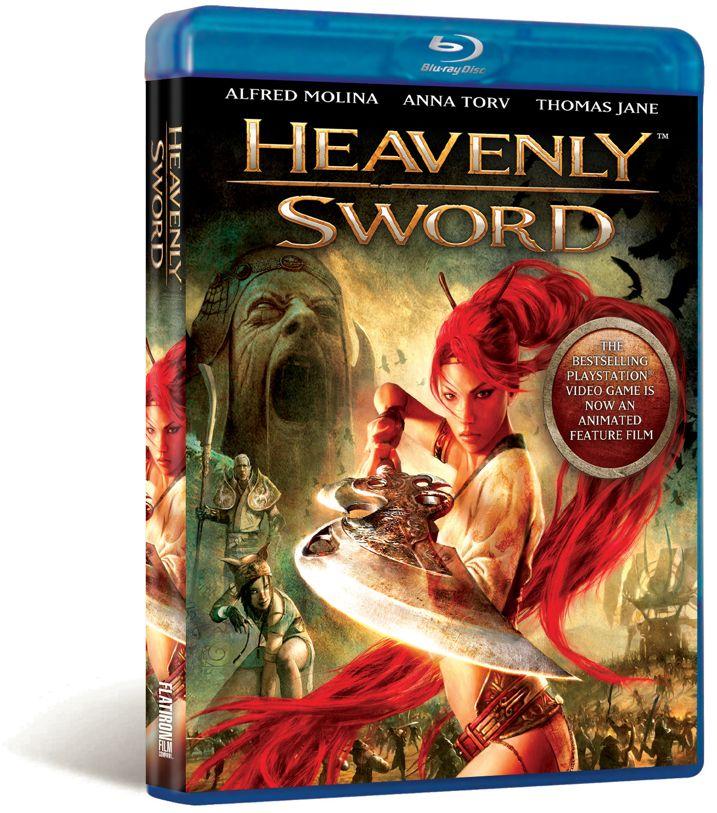 Heavenly Sword Blu-ray