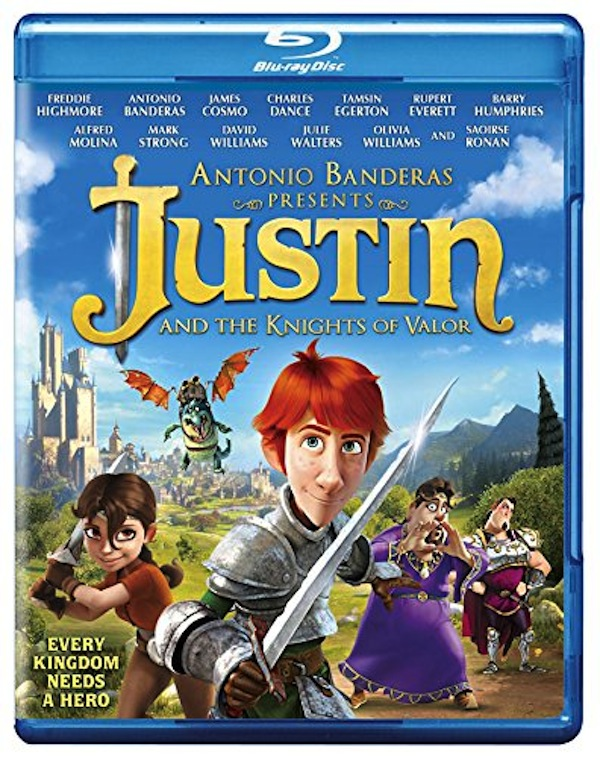 Justin and the Knights of Valor-