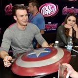 Marvel Comic Con 2014
