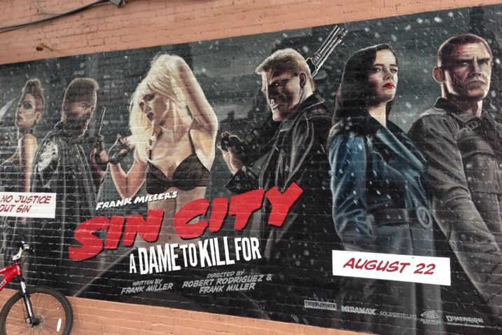 Sin City A Dame To Kill For Downtown Austin