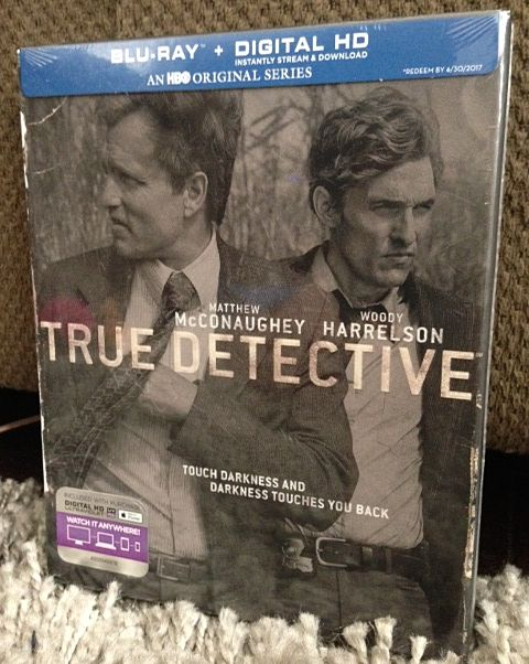 True Detective Blu-ray Unboxing 1