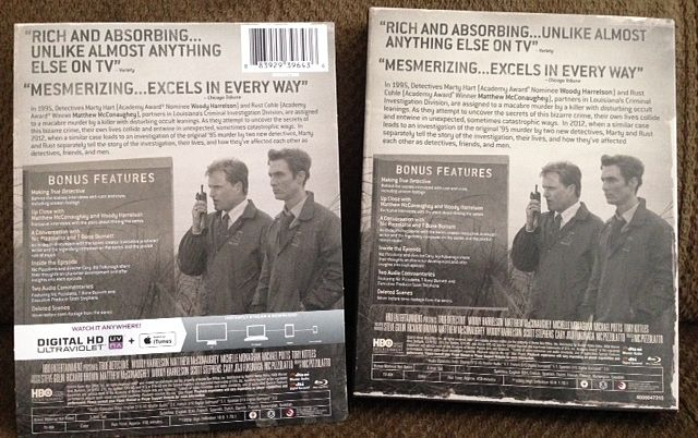 True Detective Blu-ray Unboxing 3