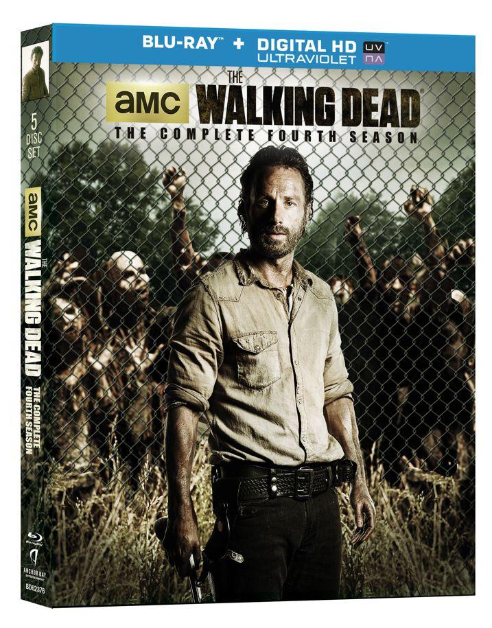 Walking Dead Season 4 Best Buy