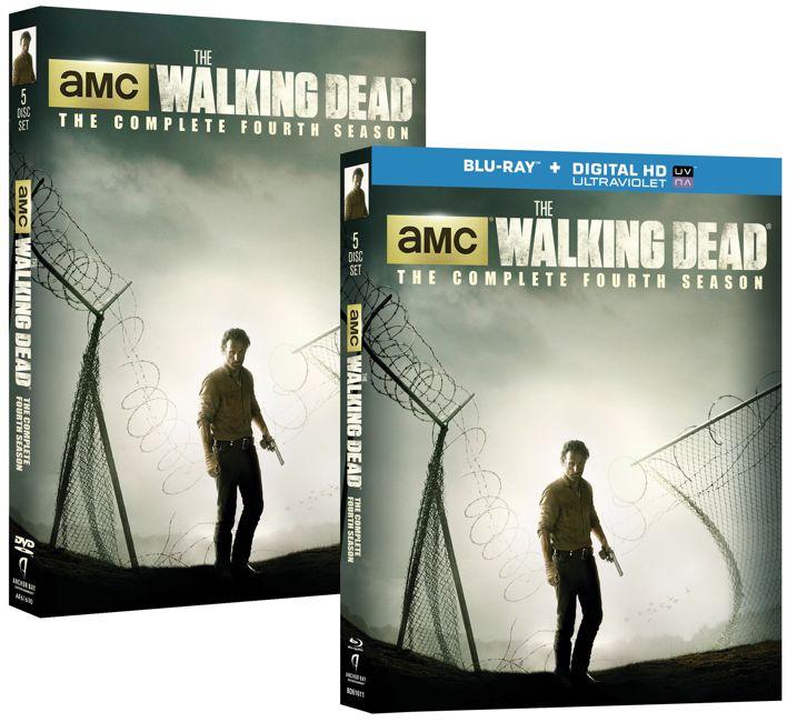 Walking Dead Season 4 Generic