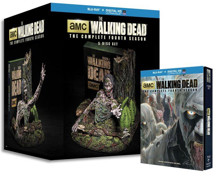 Walking Dead Season 4 Limited Edition