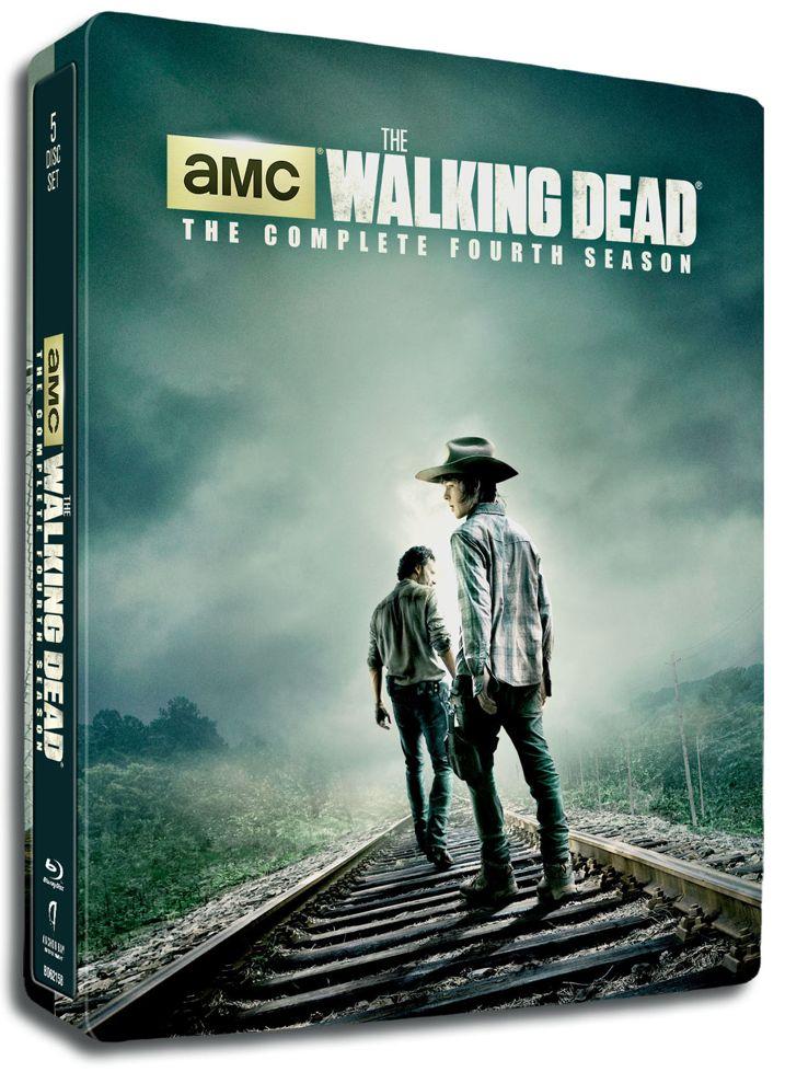 Walking Dead Season 4 Target