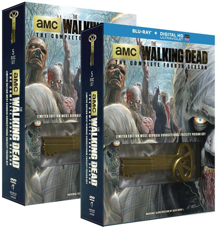 Walking Dead Season 4 Walmart
