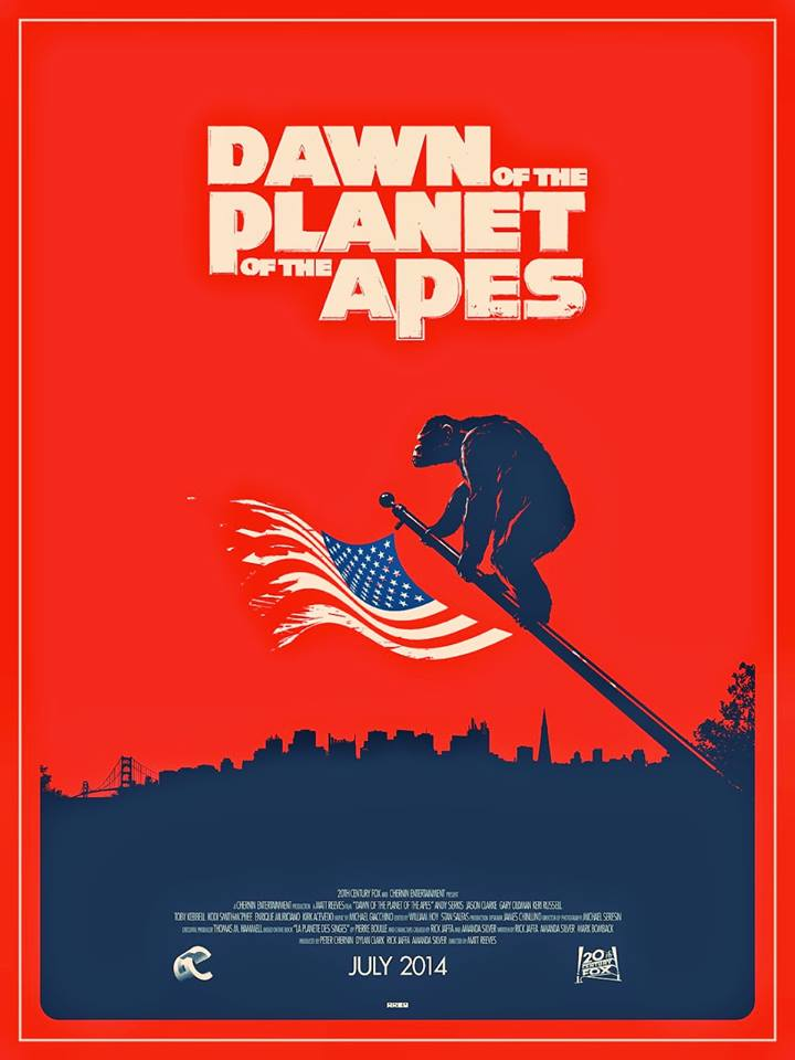 dawn of the planet of the apes whysoblu poster 4