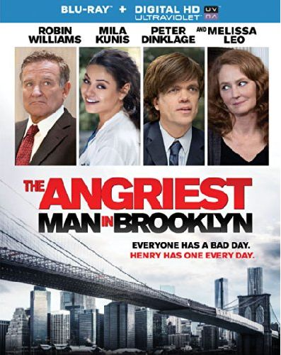 Angriest Man in Brooklyn Blu-ray Review
