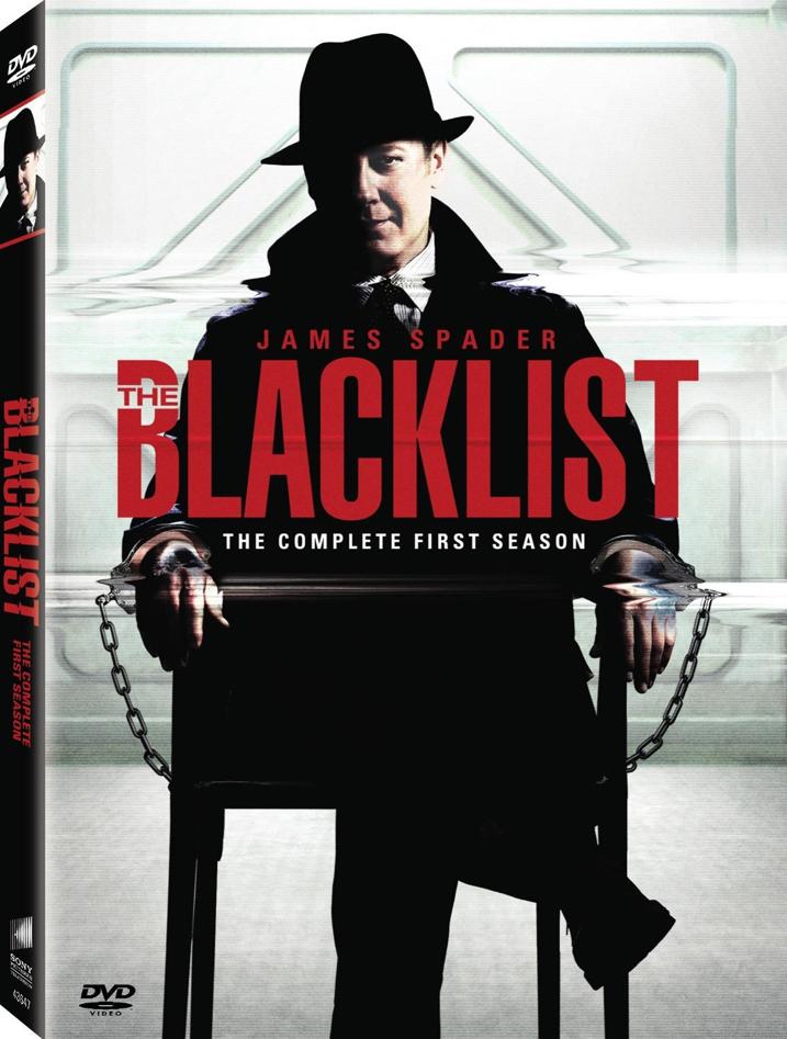 Blacklist-DVD