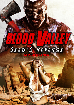 Blood Valley DVD