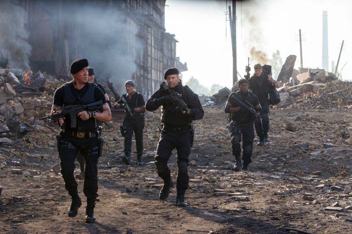 Expendables 3 3