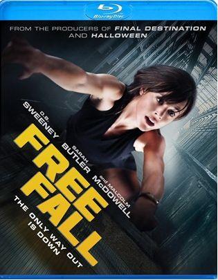 Free Fall Blu-ray Cover