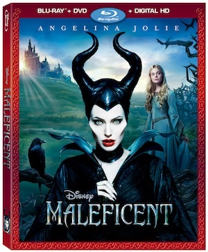 Maleficent-Blu-ray