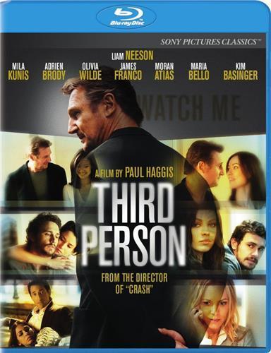 Third-Person-Blu-ray