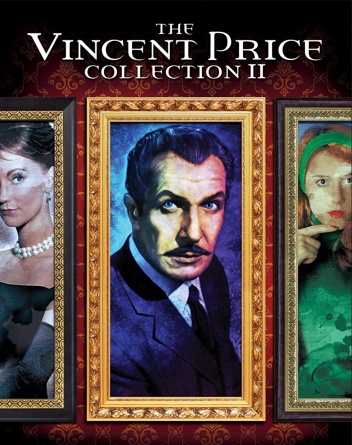 Vincent Price Collection II-Blu-ray