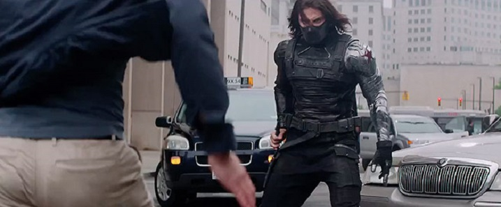 Captain America: The Winter Soldier (Blu-ray Review)