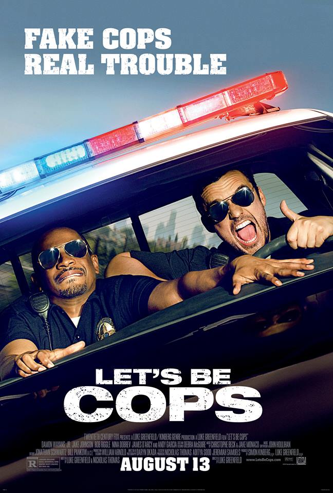 lets be cops whysoblu poster