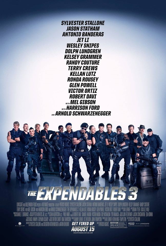 the expendables 3 whysoblu poster