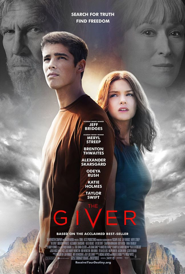 the giver whysoblu poster
