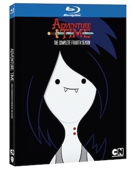 Adventure Time S4-Blu-ray