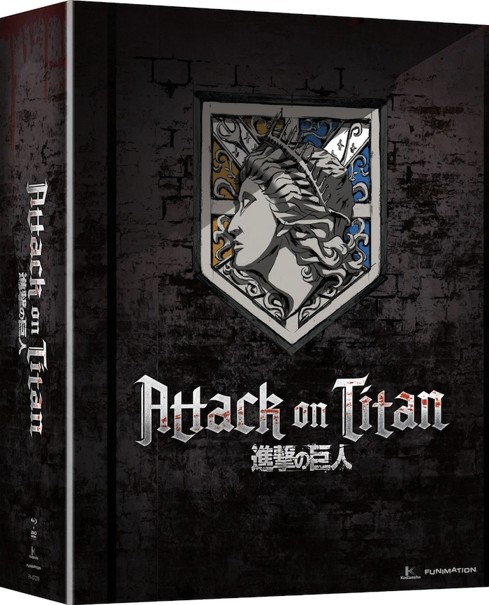Attack On Titan II Limited Edition
