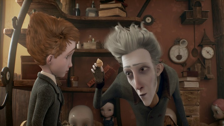 Jack And The Cuckoo-Clock Heart 1
