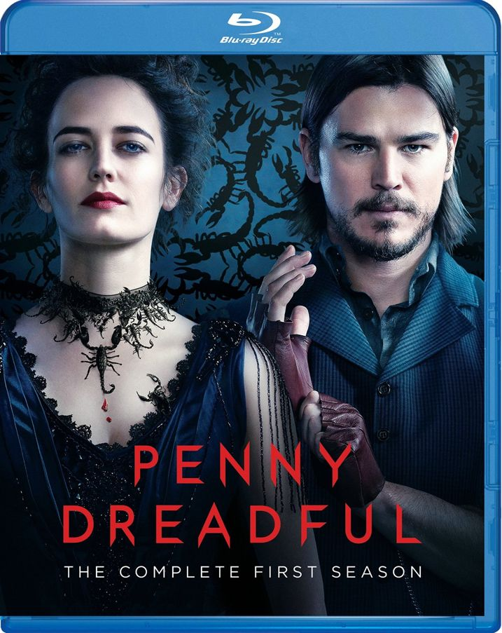 Penny Dreadful Blu-ray