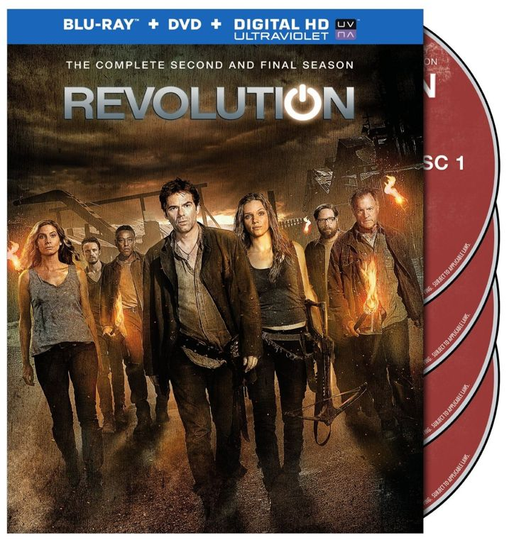 Revolution The Complete Second and Final Season (Blu-ray Review)