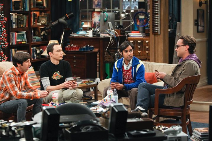 The Big Bang Theory 5