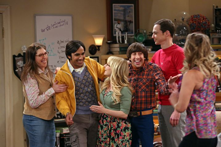 The Big Bang Theory Complete Seventh Season Blu-ray Review