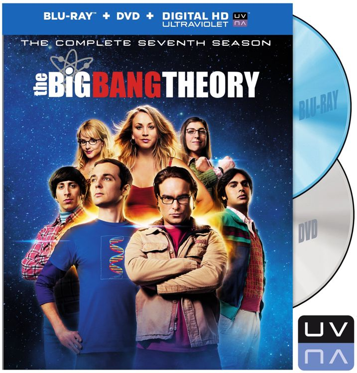The Big Bang Theory Complete Seventh Season Blu-ray Review