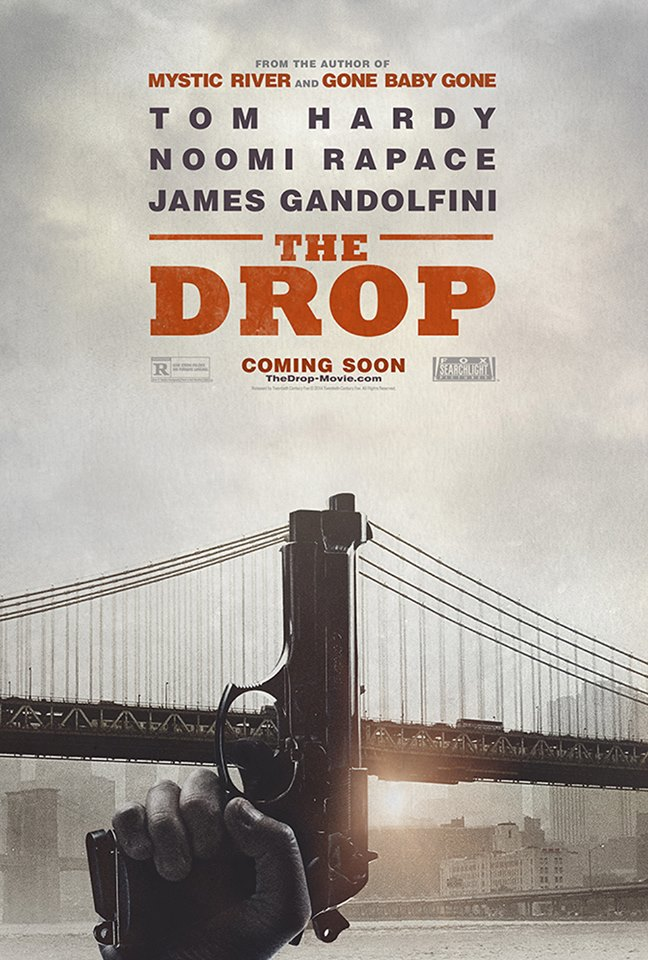 The Drop whysoblu poster