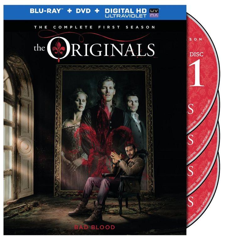 The Originals Season 1 Blu-ray