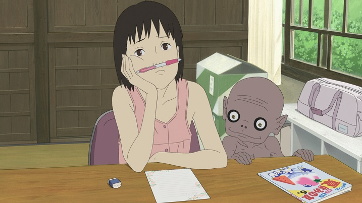 A Letter To Momo 1
