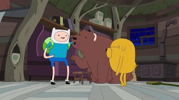 Adventure Time S4 e