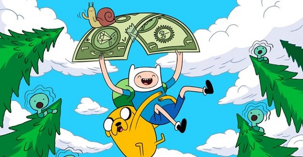 Adventure Time S4 f