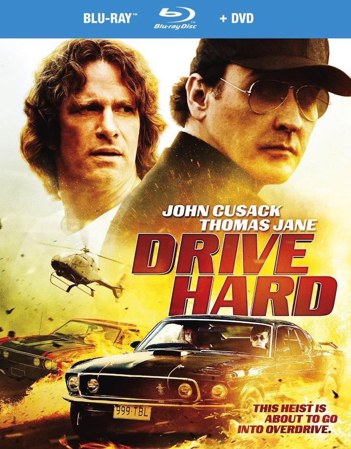 Drive Hard -