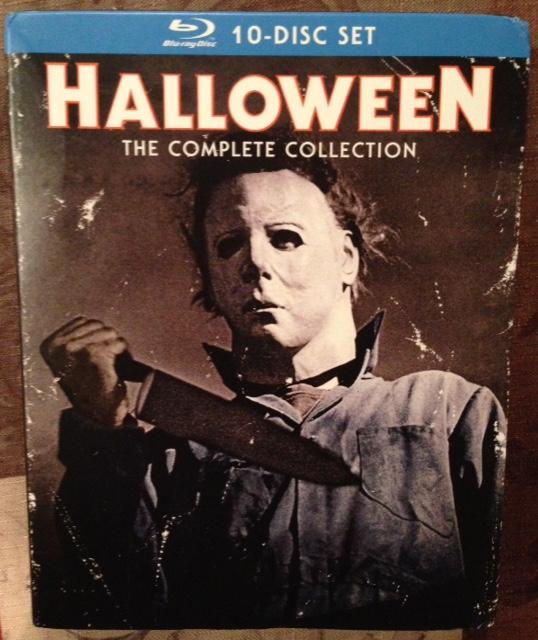 Halloween Unbox 5