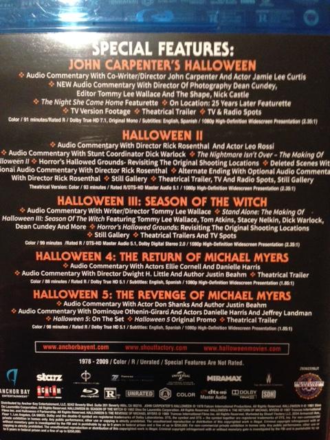 Halloween Unbox 7