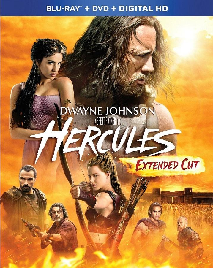 Hercules-Blu-ray