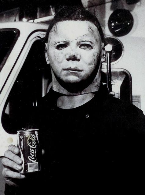 Michael Myers Coke
