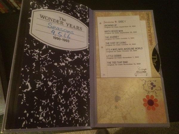 Wonder Years Unbox 7